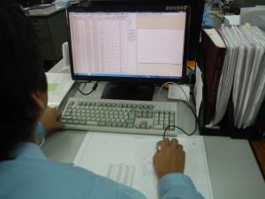 測量5CADによる座標計算